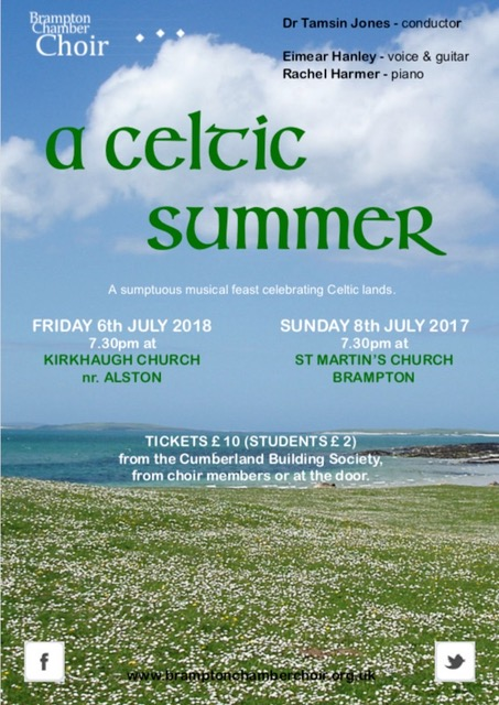 celtic summer