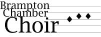 Brampton Chamber Choir